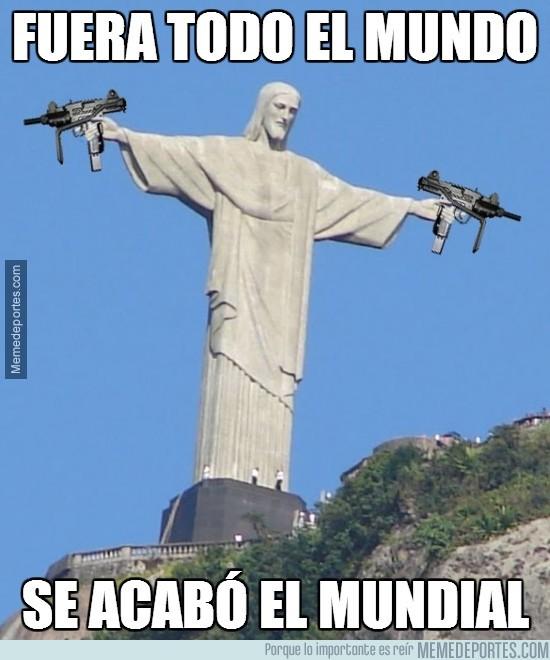 357748 - Guerra civil inminente en Brasil