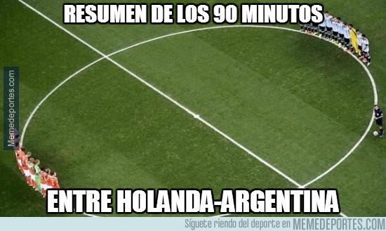 359051 - Un buen resumen del Holanda-Argentina