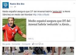 Enlace a Así fue cómo Wenger sedujo a Alexis