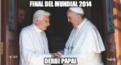 Enlace a La final del Mundial de Brasil 2014 vista desde otro punto de vista