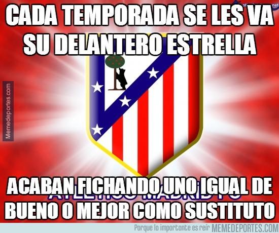 359582 - El Atlético de Madrid y los delanteros