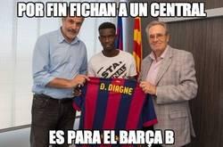 Enlace a ¡El Barça ha fichado a un central!