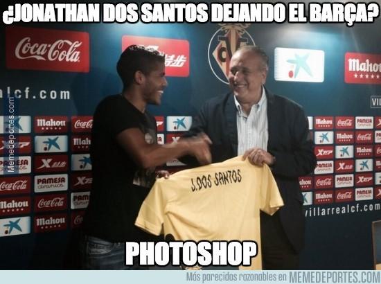 359888 - Jonathan Dos Santos, traspasado al Villarreal por dos millones de euros