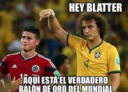 Enlace a Blatter, que no te enteras