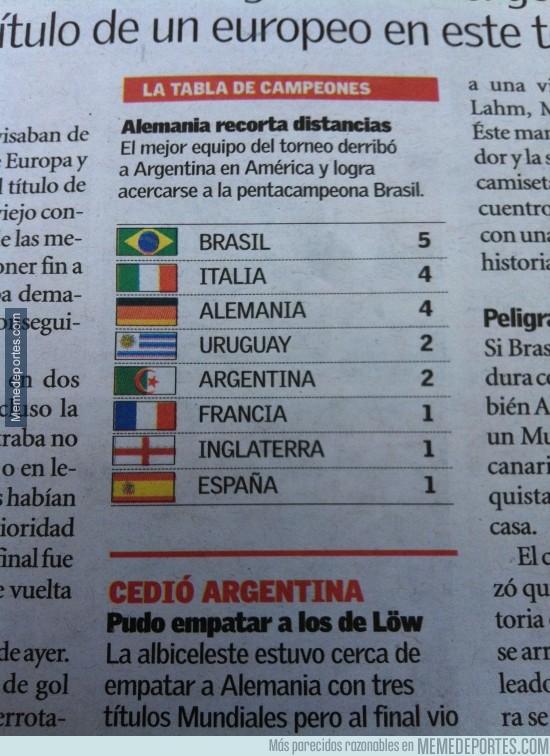 363203 - Ese incómodo momento en el que te das cuenta que Argelia tiene más mundiales que España