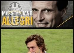 Enlace a En 2012, Allegri no le quiso en el Milán, así que se fue a la Juventus. Ahora la Juve ficha a Allegr