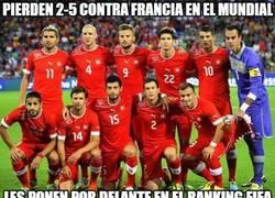 Enlace a Pierden 2-5 contra Francia en el mundial