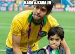 Enlace a Kaka & Kaka Jr
