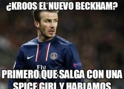 Enlace a ¿Kroos el nuevo Beckham?
