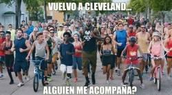 Enlace a Reacción de la mayoría de los ''fans'' de Miami al saber la vuelta de LeBron a casa