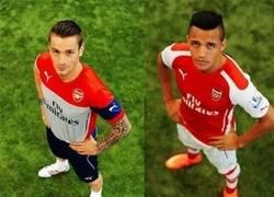 Enlace a Ahora todo tiene sentido, ya sabemos quién hace las fotos del Arsenal