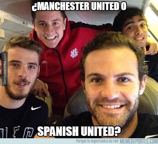 364284 - ¿Manchester United o Spanish United?