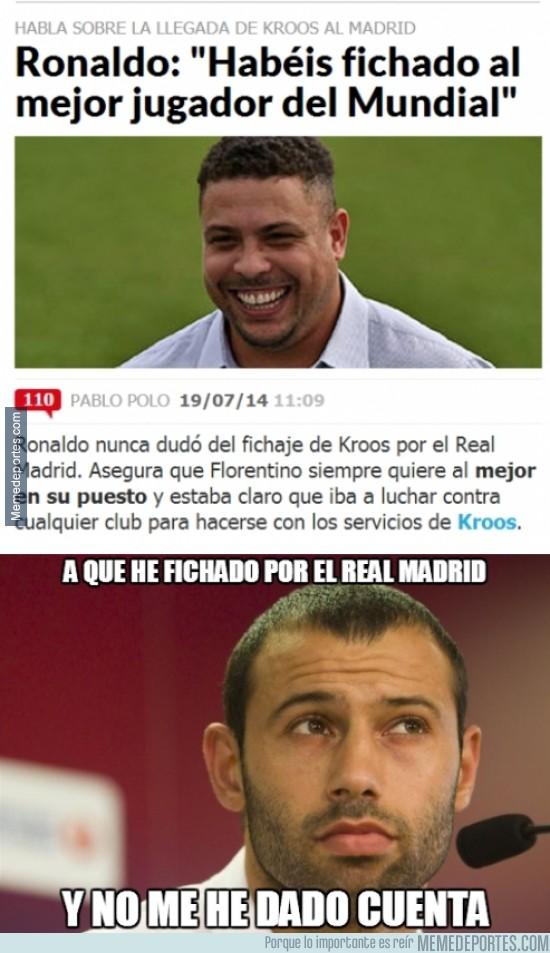 364360 - ¿El Madrid ha fichado a Mascherano?