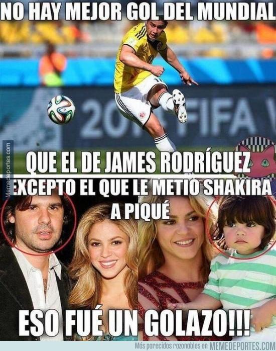 364576 - El parecido de Milan, hijo de Shakira y Piqué, con Antonio De La Rua (ex de Shakira)