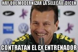 Enlace a ¿Dunga nuevo seleccionador para Brasil?