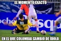 Enlace a Este día Colombia cambió de ídolo