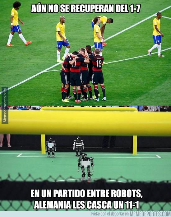 365899 - Alemania, la peor pesadilla de Brasil