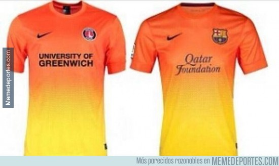 365975 - Nike se ha currado el diseño de la camiseta del Charlton Athletic