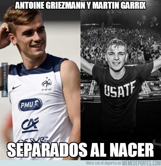 366266 - Antoine Griezmann y Martin Garrix