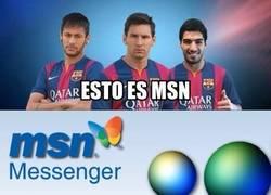 Enlace a Tras la BBC, llega el MSN