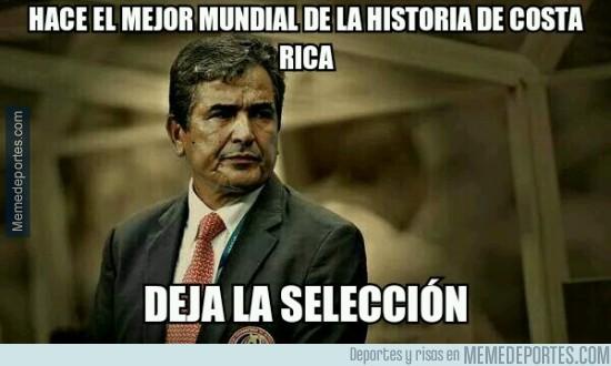366381 - Hace el mejor Mundial de la historia de Costa Rica