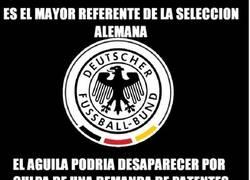 Enlace a Cadena de supermercados demanda a la selección alemana de fútbol