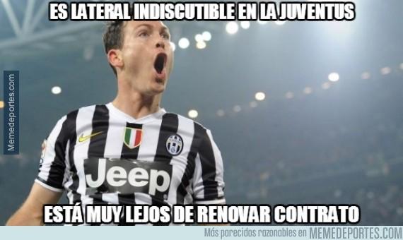 366938 - Juventus, ¿dejarás ir a Lichtsteiner?