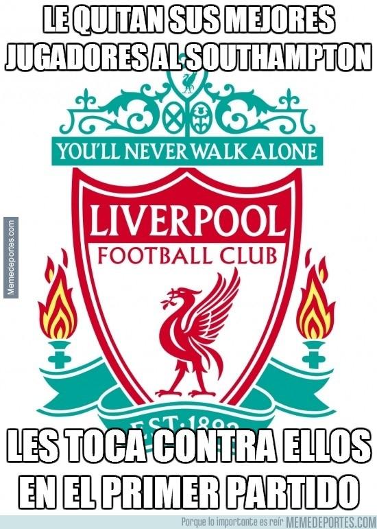367245 - El primer partido del Liverpool irá calentito