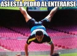 Enlace a Pedro tiene una buena oportunidad en el inicio de la liga
