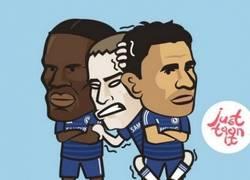Enlace a Torres se intenta hacer un hueco en el Chelsea