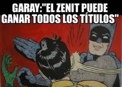 Enlace a Garay sigue a lo suyo...