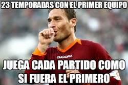 Enlace a El eterno Totti