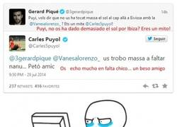 Enlace a Nosotros sí que te echamos de menos, Puyol