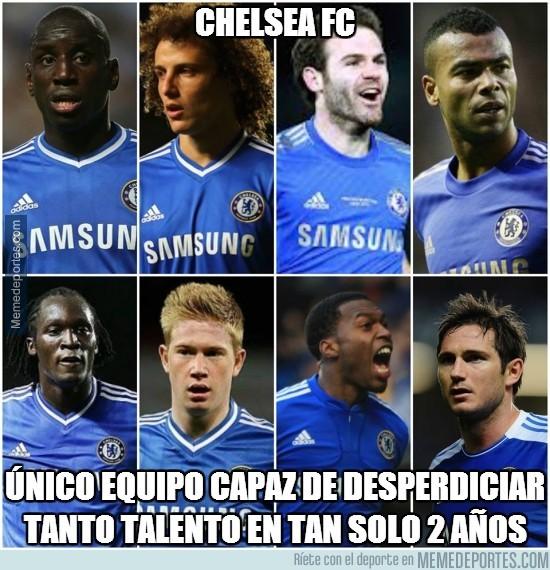368196 - Chelsea FC, desperdiciando talento desde tiempos inmemoriales