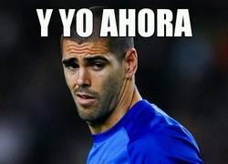 Enlace a Parece que se le acaba el tiempo a Valdés