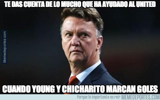 368995 - Los milagros de Van Gaal en el Manchester United