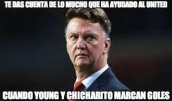 Enlace a Los milagros de Van Gaal en el Manchester United