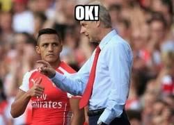 Enlace a Mientras tanto, Alexis no pilla nada