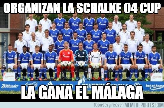 369475 - Organizan la Schalke 04 Cup