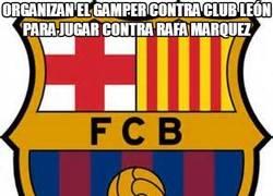 Enlace a Vaya fail del Barça. ¿Y ahora a quién le importa el Club León?