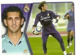 Enlace a Diego López en el Madrid ha ganado mucho dinero, pero también perdido mucho pelo