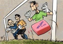 Enlace a El Milan llevándose a Diego López