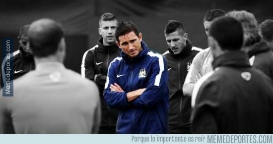 370163 - Después de 13 años, Frank Lampard entrena con un equipo que no es Chelsea. El fin de una Era