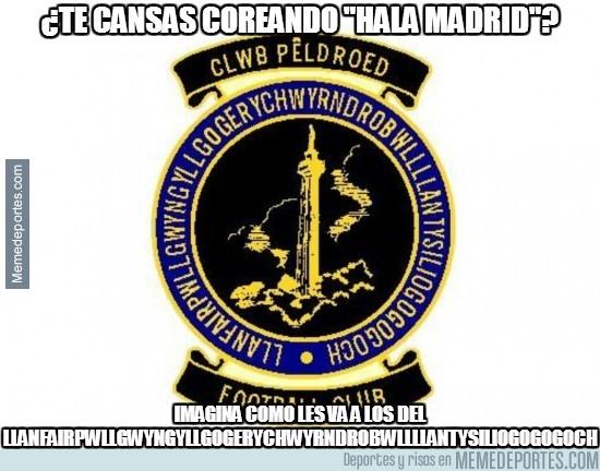 370178 - ¿Te cansas coreando Hala Madrid?