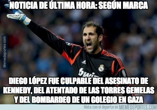 370452 - Así está siendo la campaña anti-Diego López de Marca
