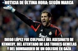 Enlace a Así está siendo la campaña anti-Diego López de Marca