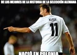 Enlace a Klose anuncia su adiós a la selección alemana