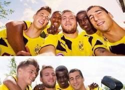 Enlace a Buen rollo en Dortmund