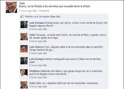 Enlace a Conversación en el Facebook de Zubi