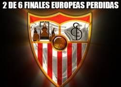 Enlace a 2 de 6 finales europeas perdidas